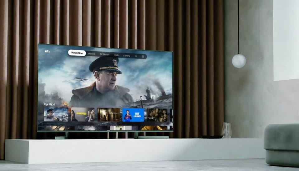 تلویزیون های سونی به Apple TV