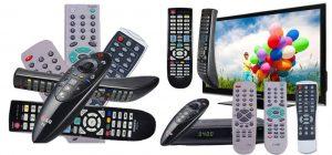 تست کردن کنترل تلویزیون