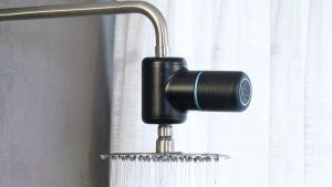 دوش حمام و اسپیکر دستگاه Ampere's Shower Power