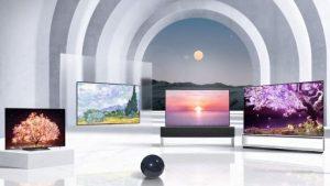 تلویزیون های اولد سری G1 ال جی
