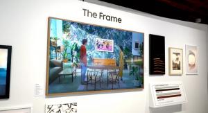 بازگشت سامسونگ با تلویزیون های The Frame