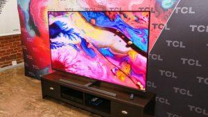 تلویزیون micro-LED 8K سری 6 تی سی ال