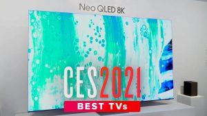 لیست بهترین تلویزیون های CES 2021
