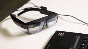 عینک هوشمند لنوو