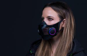 ماسک هوشمند Razer