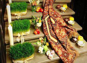 آموزش کاشت سبزه عید در خانه