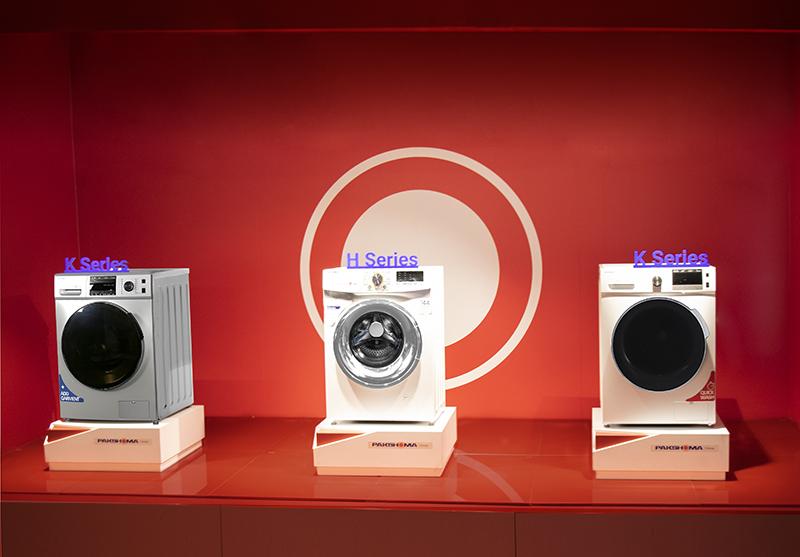 آخرین تکنولوژی های ماشین لباسشویی پاکشوما