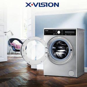 ماشین لباسشویی ایکس ویژن ۶ کیلویی