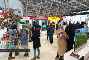 تلویزیون های آیوا را در نمایشگاه لوازم خانگی اصفهان ببینید