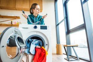 علت قفل نشدن درب لباسشویی