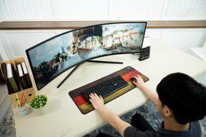 مانیتور ۴۹ اینچی Odyssey G9 سامسونگ