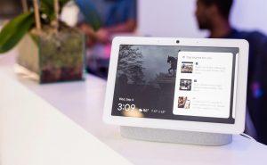 نسل دوم نمایشگر هوشمند Nest Hub گوگل