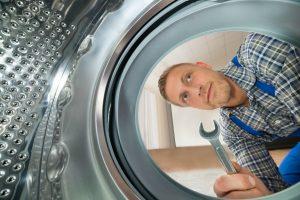 علت باز نشدن درب ماشین لباسشویی چیست ؟