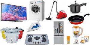 مشخصات و قیمت پر فروش ترین لوازم خانگی های سال 99