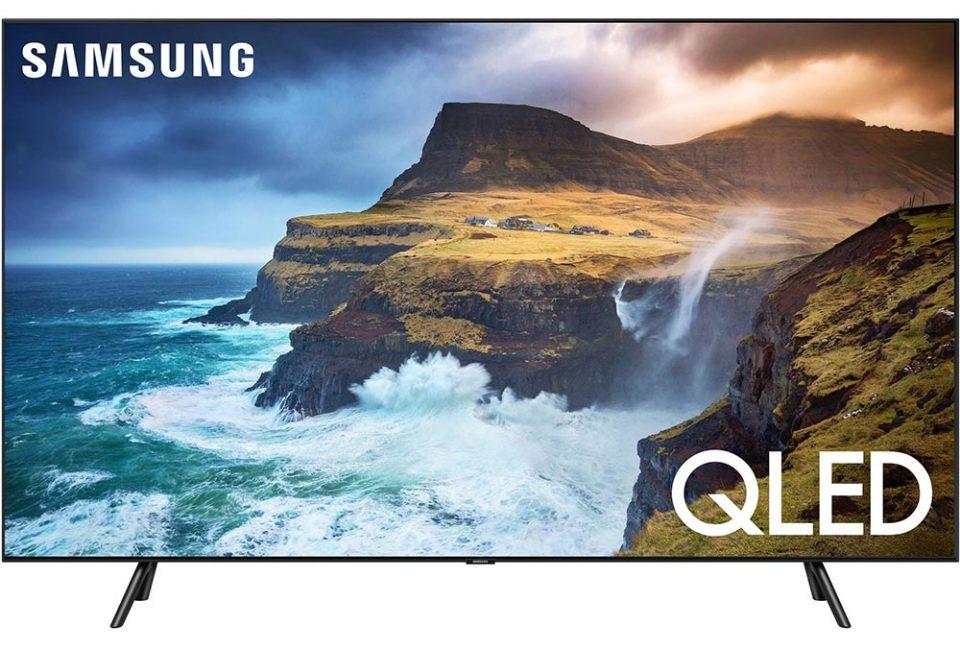 تلویزیونهای Q70 سامسونگ