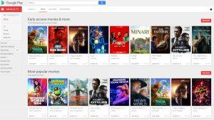 حذف برنامه Play Movie از تلویزیون هوشمند
