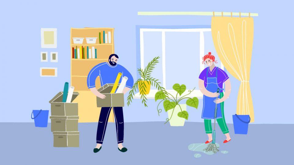 با جدیدترین لوازم خانگی سامسونگ نظافت بهارانه خانه خود را به بالاترین سطح برسانید
