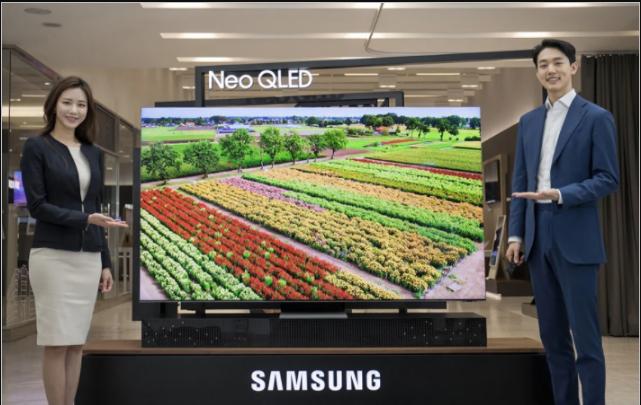 فروش ده هزار تلویزیون QLED سامسونگ