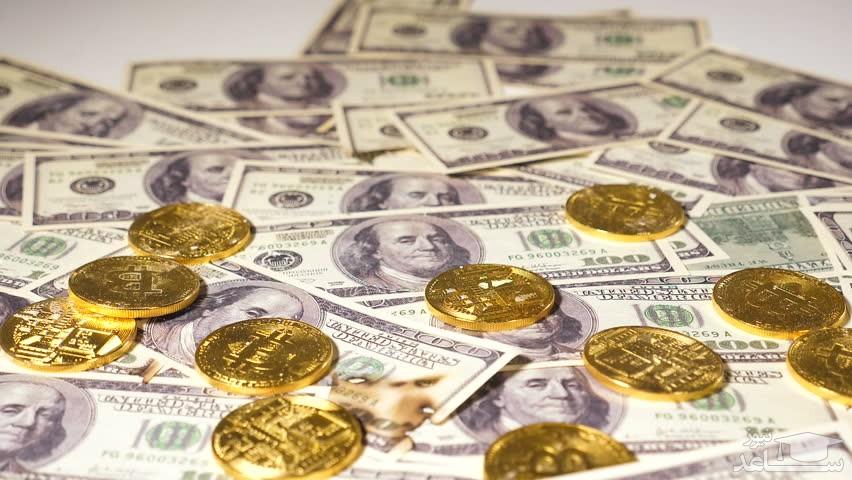 نرخ دلار و سکه کاهش یافت