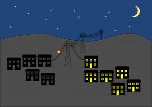 تاثیر قطع برق بر لوازم خانگی