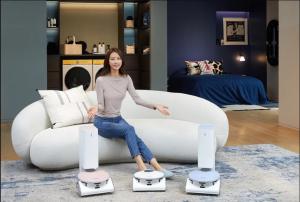 جاروبرقی رباتیک Bespoke سامسونگ