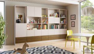 انتخاب انواع کمد دیواری برای منزل