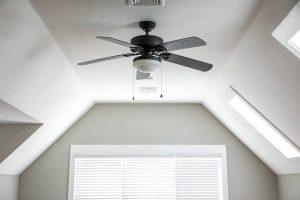 علت تکان خوردن پنکه سقفی