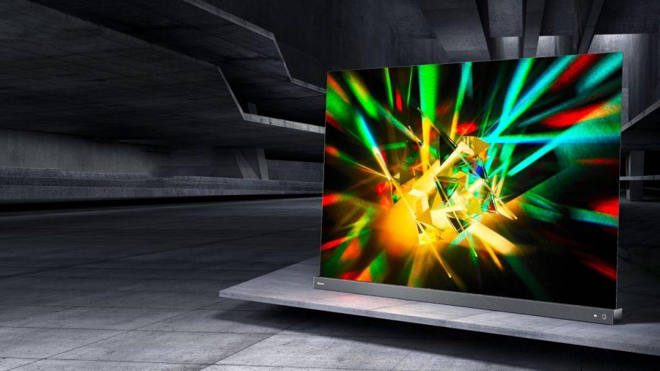 عرضه تلویزیون های هایسنس در اروپا