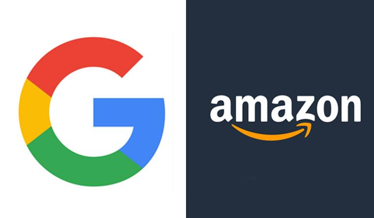 درخواست آمازون برای استفاده از فناوری های گوگل
