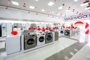 سه برند شاپ دوو در کرمانشاه افتتاح شد