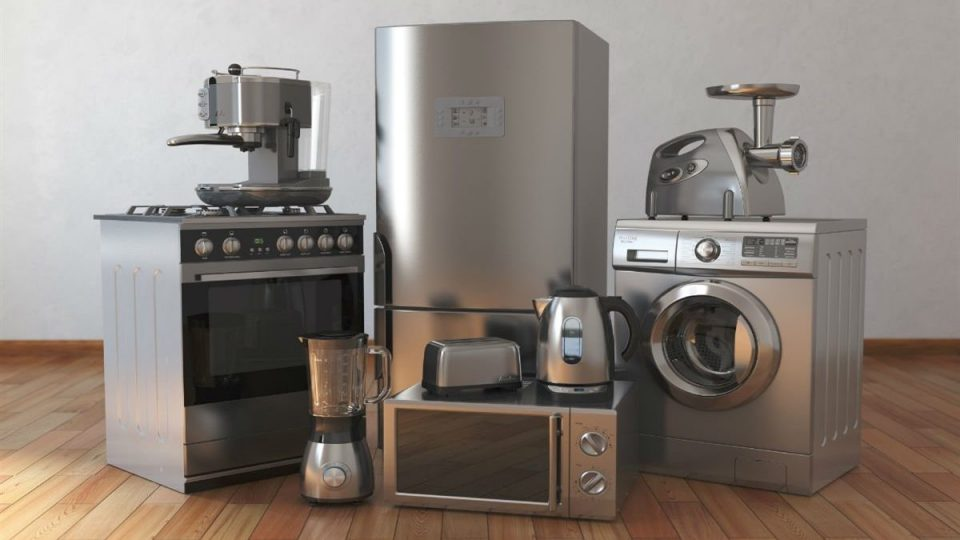 ورود محصولات لوازم خانگی خارجی به کشور