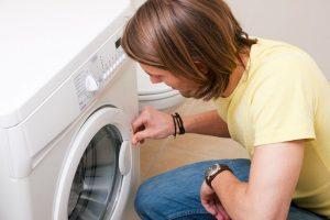علت بسته نشدن درب ماشین لباسشویی
