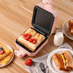 علت روشن نشدن ساندویچ ساز