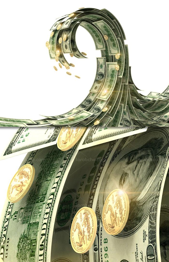 دلار و سکه و ارز