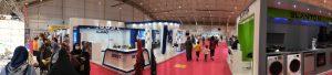 حضور برند بست در نمایشگاه لوازم خانگی شیراز