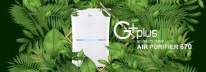 تاثیر دستگاه تصفیه هوا جی پلاس بر کاهش آلودگی هوا